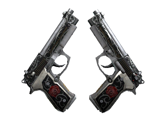 Dual Berettas   Balance (Factory New)