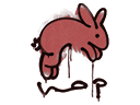 Sealed Graffiti | Hop (Blood Red)