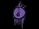 Sealed Graffiti | Bock Bock (Monster Purple)