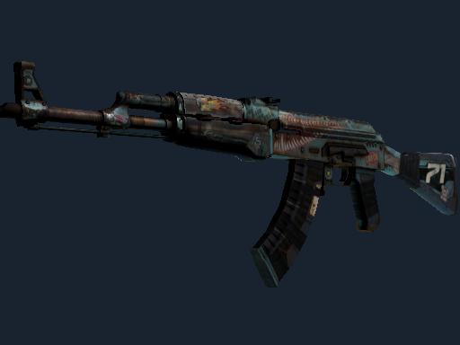 StatTrak™ AK-47 | Rat Rod (Battle-Scarred)