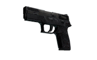 P250 | Dark Filigree (Battle-Scarred)