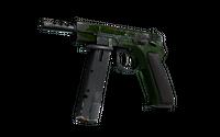 CZ75-Auto   Emerald Quartz (Battle-Scarred)