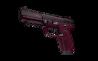 Five-SeveN | Crimson Blossom (Minimal Wear)