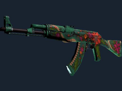 AK-47   Wild Lotus (Well-Worn)