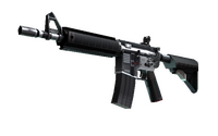 StatTrak™ M4A4 | Magnesium (Factory New)