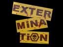 Sticker | Extermination