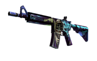 M4A4 | Desolate Space (Battle-Scarred)