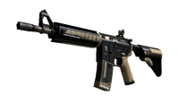 StatTrak™ M4A4 | Desert-Strike (Factory New)