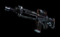 SG 553   Phantom (Well-Worn)
