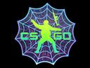 Sticker | Web Stuck (Holo)