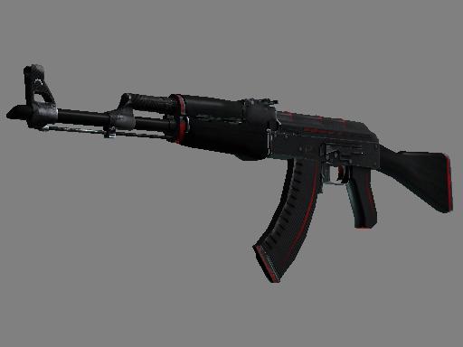 StatTrak™ AK-47 | Redline (Field-Tested)
