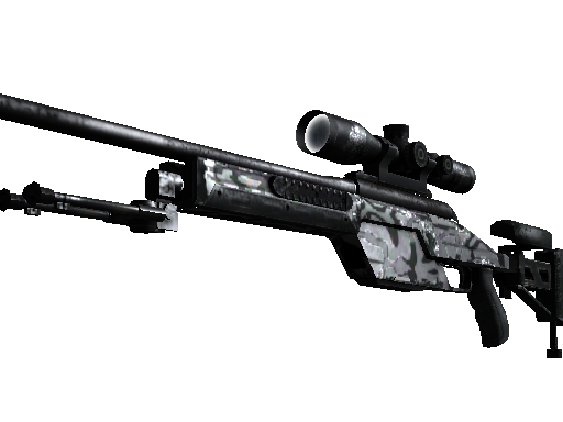 SSG 08 | Dark Water (Field-Tested)