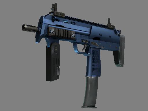 MP7 | Anodized Navy (Minimal Wear)