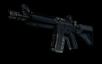 M4A4   Dark Blossom (Factory New)