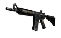 M4A4 | Desert-Strike (Battle-Scarred)