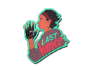 Sticker | Last Vance