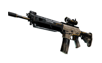 SG 553 | Triarch (Field-Tested)
