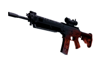 SG 553 | Darkwing (Factory New)