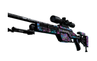 SSG 08 | Fever Dream (Factory New)