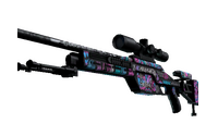 SSG 08 | Fever Dream (Minimal Wear)