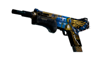 MAG-7 | Justice (Well-Worn)
