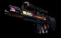 SCAR-20 | Enforcer (Well-Worn)