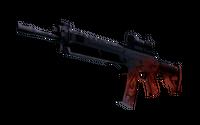 StatTrak™ SG 553 | Darkwing (Minimal Wear)