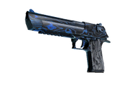 Desert Eagle | Blue Ply (Well-Worn)