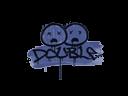 Sealed Graffiti | Double (SWAT Blue)