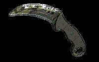 ★ Talon Knife | Boreal Forest (Well-Worn)