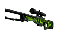 AWP   Containment Breach (Battle-Scarred)