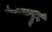 AK-47 | Jungle Spray (Minimal Wear)