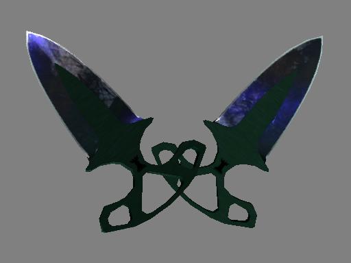 ★ Shadow Daggers | Doppler Phase 3 (Factory New)
