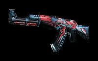 AK-47 | Point Disarray (Well-Worn)