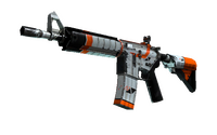 M4A4 | Asiimov (Battle-Scarred)
