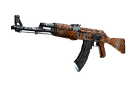 Souvenir AK-47 | Safety Net (Battle-Scarred)