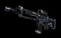SG 553   Phantom (Minimal Wear)