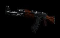StatTrak™ AK-47   Cartel (Battle-Scarred)