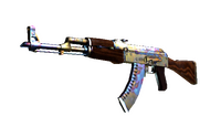 AK-47 | Case Hardened (Minimal Wear)