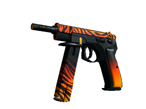CZ75-Auto | Tigris (Factory New)