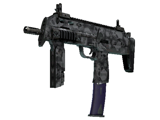 StatTrak™ MP7 | Skulls (Field-Tested)
