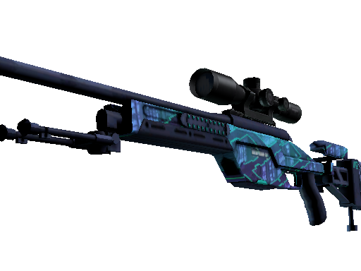 SSG 08 | Mainframe 001 (Field-Tested)
