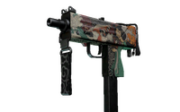 MAC-10 | Allure (Battle-Scarred)