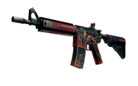 StatTrak™ M4A4 | Tooth Fairy (Field-Tested)