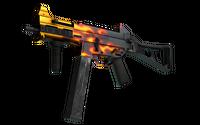 Souvenir UMP-45 | Blaze (Factory New)