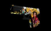 StatTrak™ Glock-18 | Bullet Queen (Factory New)