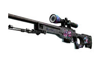 AWP | Fever Dream (Battle-Scarred)
