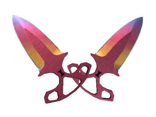 ★ Shadow Daggers   Fade (Factory New)