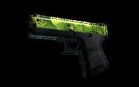 Glock-18   Nuclear Garden (Well-Worn)
