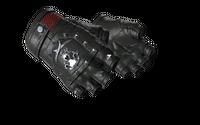 ★ Bloodhound Gloves | Charred (Minimal Wear)